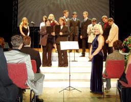Der Chor 'Chorisma' Oederan